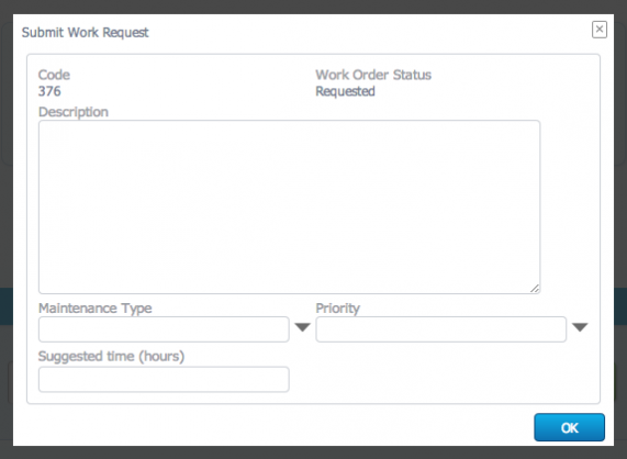 Work Request Form 2