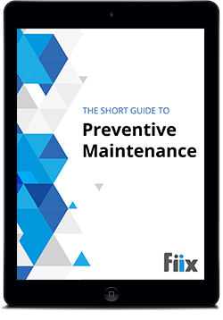 Short guide to preventive maintenance