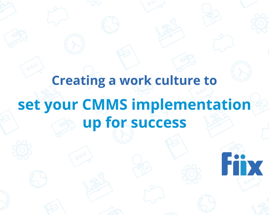 CMMS Implementation Blog