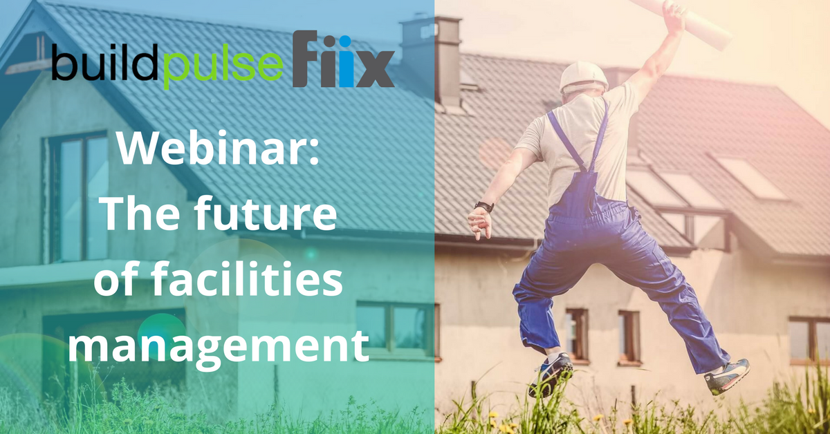 Webinar: The future of facilities management