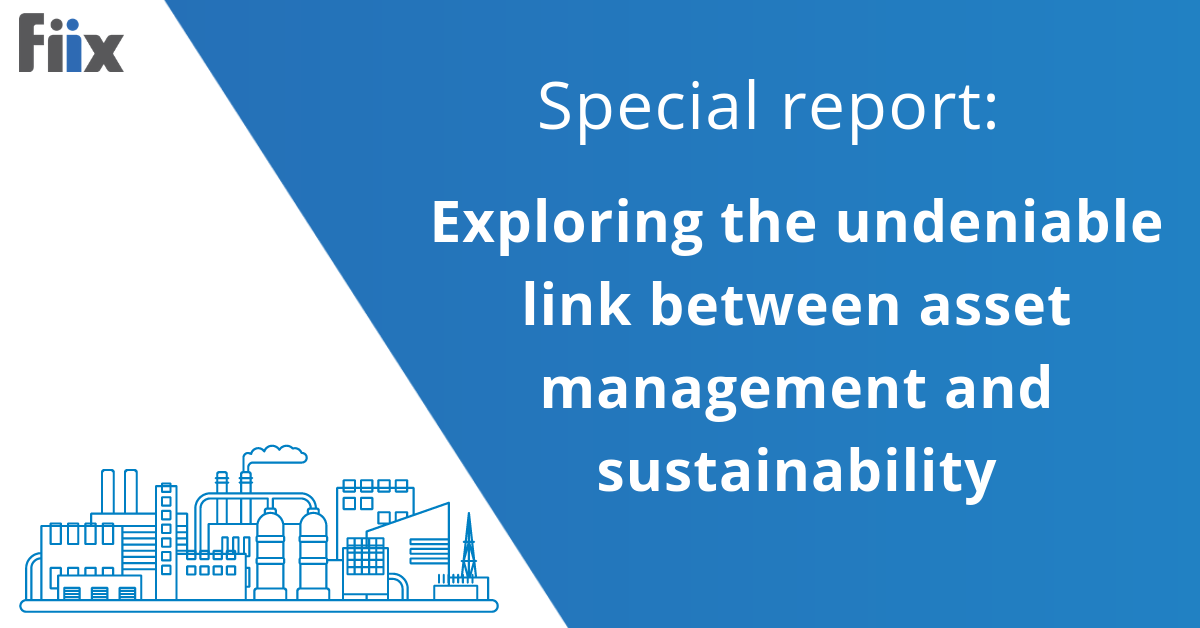 Special report - Exploring the undeniable link between asset management and sustainability