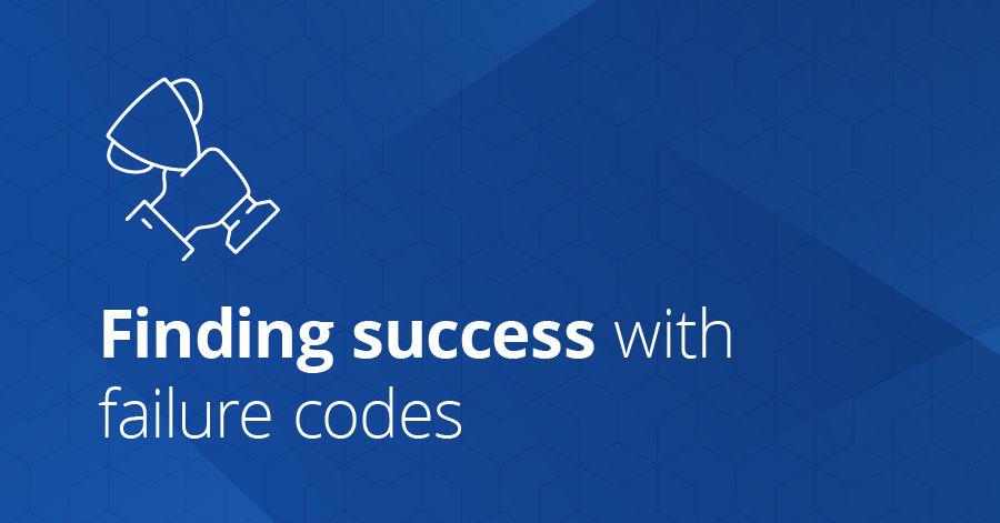 finding success with failure codes_blog