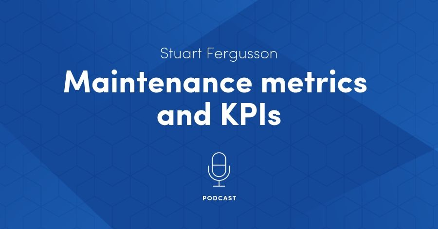Podcast with Stuart Fergusson