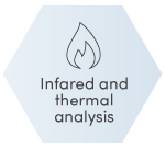 Infrared and thermal analysis