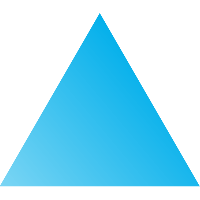 triangle shape