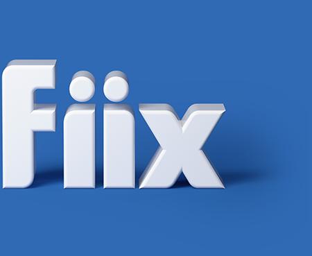 3D Fiix logo