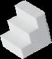 concrete stair shape