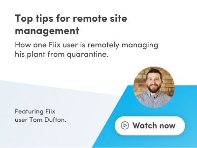 Top tips for remote site management