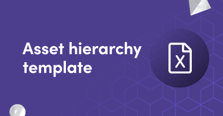Asset hierarchy template