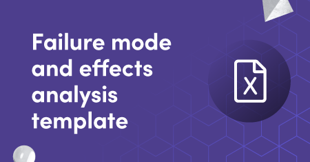 Failure mode and effects analysis template